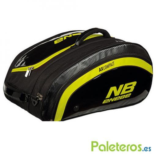 Paletero Enebe AX Compact negro-lima