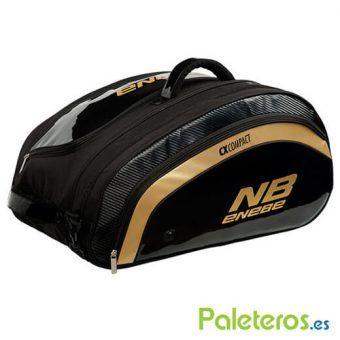 Paletero Enebe CX Compact negro-dorado
