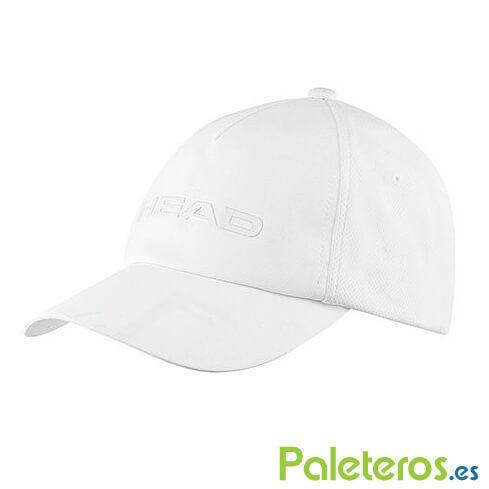 Gorra Head Performance blanca