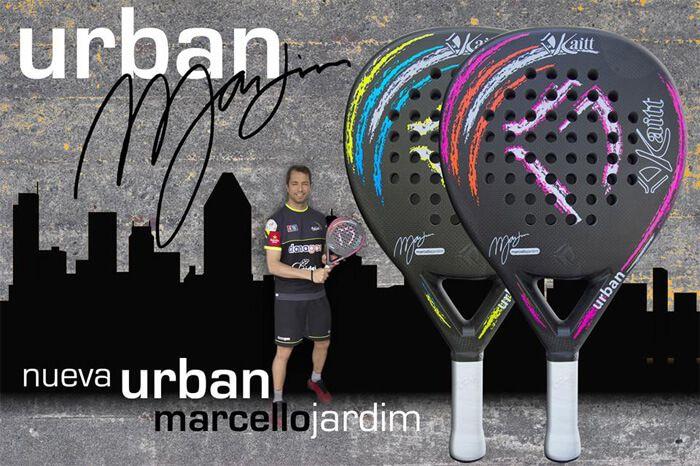 Marcello Jardim pala Urban