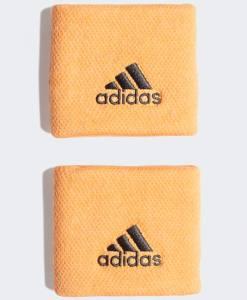 Muñequeras Adidas Naranjas
