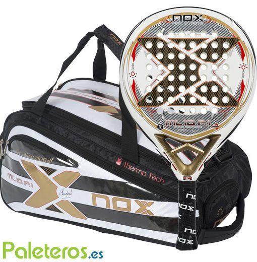 Pala ML10 Pro y paletero thermo de NOX