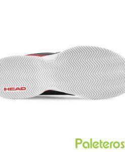 Suela de espiga zapatillas Revolt Pro de HEAD