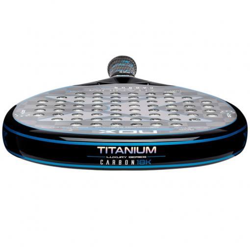 Nox Luxury Titanium 18K Pala