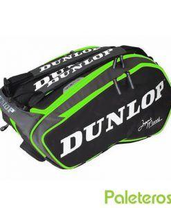 Paletero Dunlop Elite verde de 2016