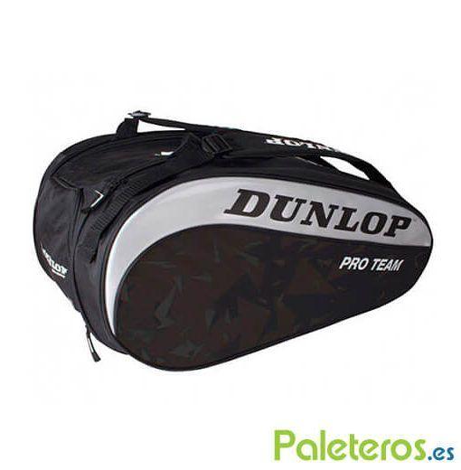 Paleteros Dunlop Pro Team plata