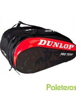 Paleteros Dunlop Pro Team red
