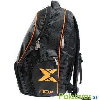 Lateral mochila Street Orange de Nox