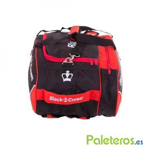 Compartimentos paletero rojo de Black Crown