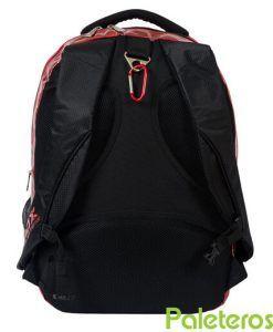 Espalda acolchada de la mochila Nox Attack