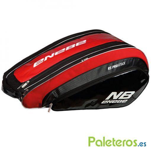 Paletero Enebe RS PRO Attack rojo y negro