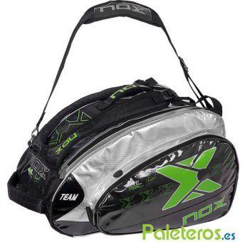 Paletero Nox Team verde fluor