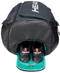 Bolsa Head Gravity Duffle Calzado