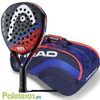 Pala Delta Pro + paletero HEAD de Bela