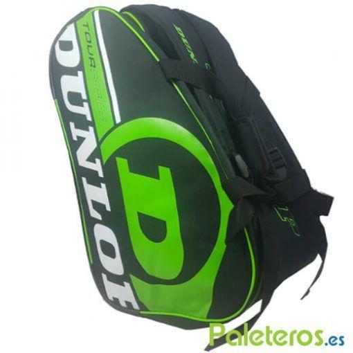 Paletero Dunlop Tour Series verde