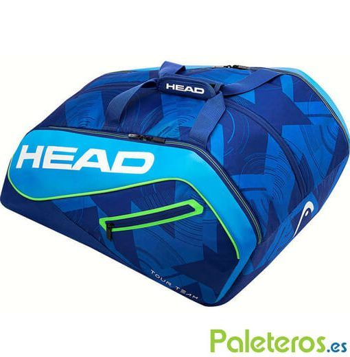 Paletero HEAD Tour Team de Sanyo Gutiérrez