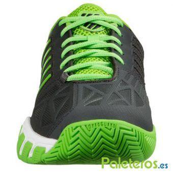 Detalle de las zapatillas Bigshot Light de Kswiss