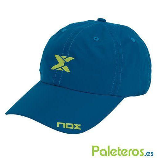 Gorra Nox azul