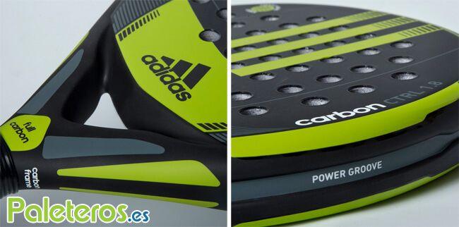 Pala Carbon Control Adidas 2018
