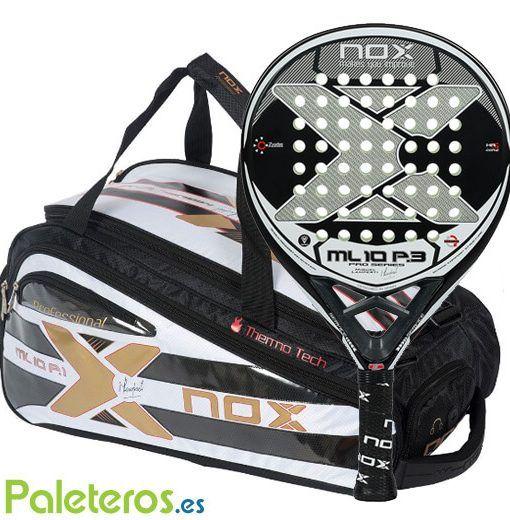 Pala ML10 Pro P.3 y paletero Thermo ML10 de Nox