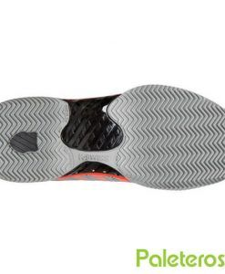 Suela de espiga zapatillas Hypercourt Express Hb de K-Swiss