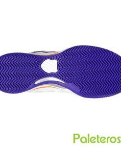 Suela de espiga zapatillas Hypermatch HB women de K-Swiss