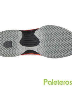 Suela espiga zapatillas Express LTR HB grises de K-Swiss