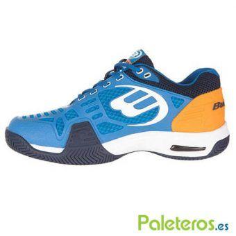Zapatillas Beter azul de Bullpadel