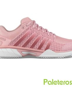 Zapatillas Kswiss Express Light Coral Mujer