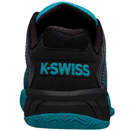 Zapatillas KSwiss Hypercourt Express 2 HB Azul-Negra 20