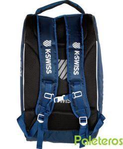 Uso como mochila paletero Heritage de K-Swiss