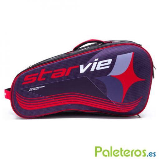Paletero Starvie Champion Rojo