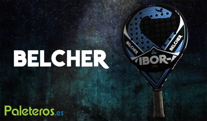 Belcher pala pádel Vibora