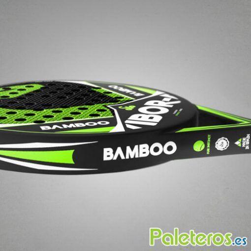 Pala Bamboo de Vibora