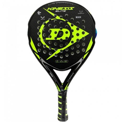 Pala Dunlop Kinesis Elite Yellow