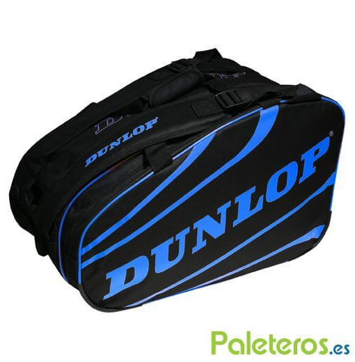 Paletero Dunlop Competition Azul