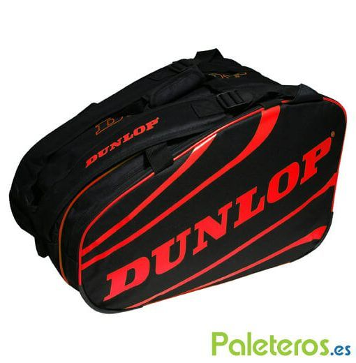 Paletero Dunlop Competition rojo