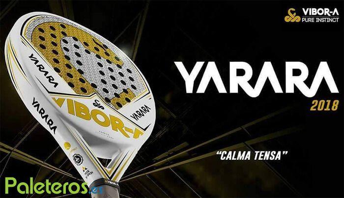 Yarara 2018 pala Vibora