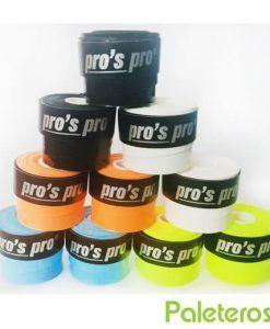 Overgrips de colores Pros Pro