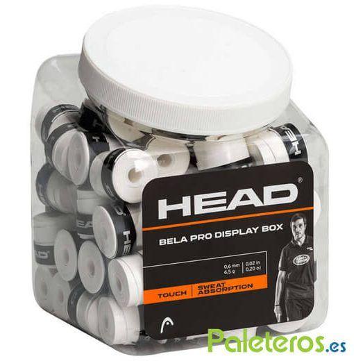 Tambor overgrips HEAD Bela Pro