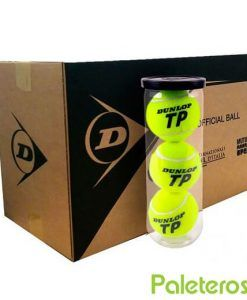Cajón de pelotas DunlopTP