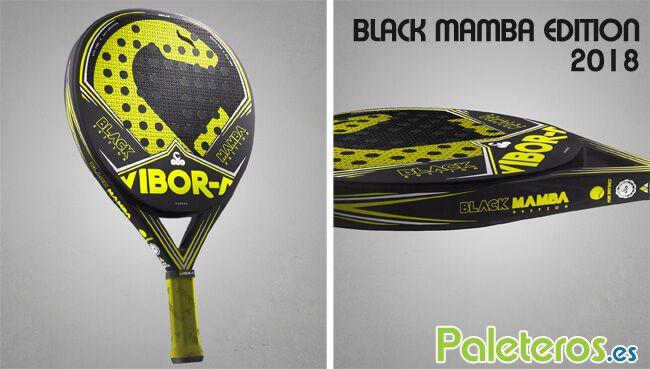 Black Mamba Edition 2018 pala Vibora