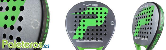 Pala 1000 Plus rugosa Power Padel