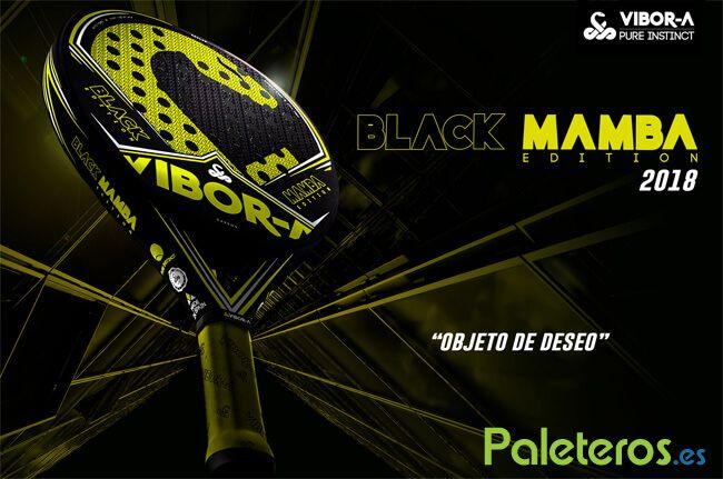 Pala Black Mamba Edition 2018 Vibora