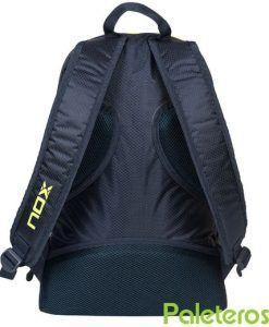 Espalda de la mochila Street Blue