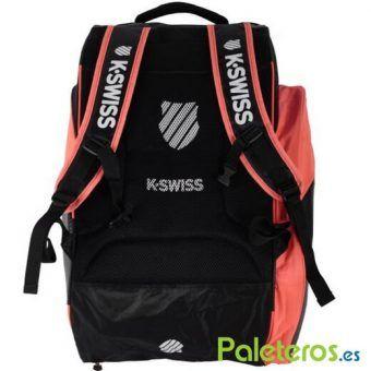 Uso de mochila del paletero Kswiss