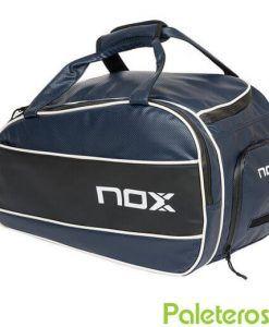 Bolsa de pádel azul de Nox
