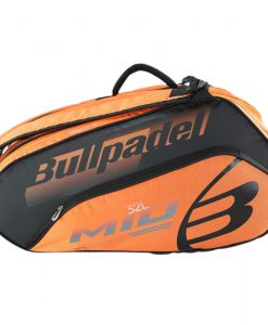 Paletero Bullpadel Mid Capacity Naranja 2020