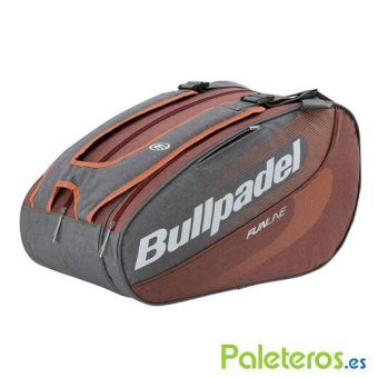 Paletero Bullpadel Funline gris vigoré