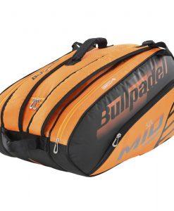 Paletero Bullpadel Mid Capacity Naranja
